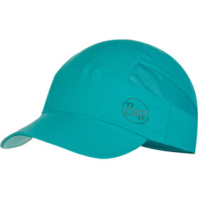 Buff Pack Trek Casquette, solid deep sea green
